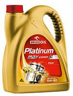 Моторное масло ORLEN PLATINUM MAX EXPERT F 5W-30 4 л.