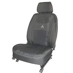 """Чехлы на сиденья Citroen C4 II 2010- / автомобильные чехлы Ситроен С4 """"Nika"""""""