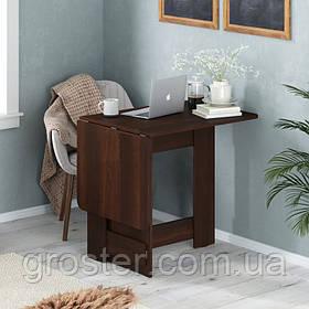 Стіл-книжка-6. Розкладний стіл-тумба