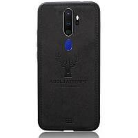 Чохол Deer Case для Oppo A9 2020 / A5 2020 Black