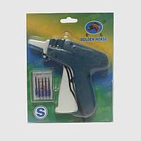 Игольчатый пистолет + 5 иголок для фиксации бирок