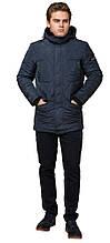 Зручна зимова курточка-тренд чоловіча світло-синя модель 44842