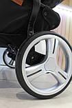 Прогулянкова коляска для двійні CARRELLO Connect CRL-5502, Ink Gray, фото 8