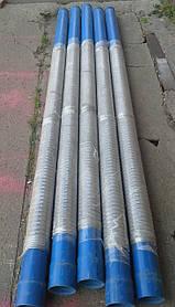 Фільтр для свердловини Ø 90 мм з нержавіючої сітки галунного плетіння П72