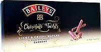 Вафельні трубочки Baileys Chocolate Twist Wafers 107g