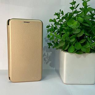 Чехол-книжка Xiaomi Redmi Note 4x золотистий