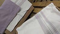 Постельное белье 200х220 экологическое ручной работы, хлопок/тенсел BULDANS ESINTI темно-розовый