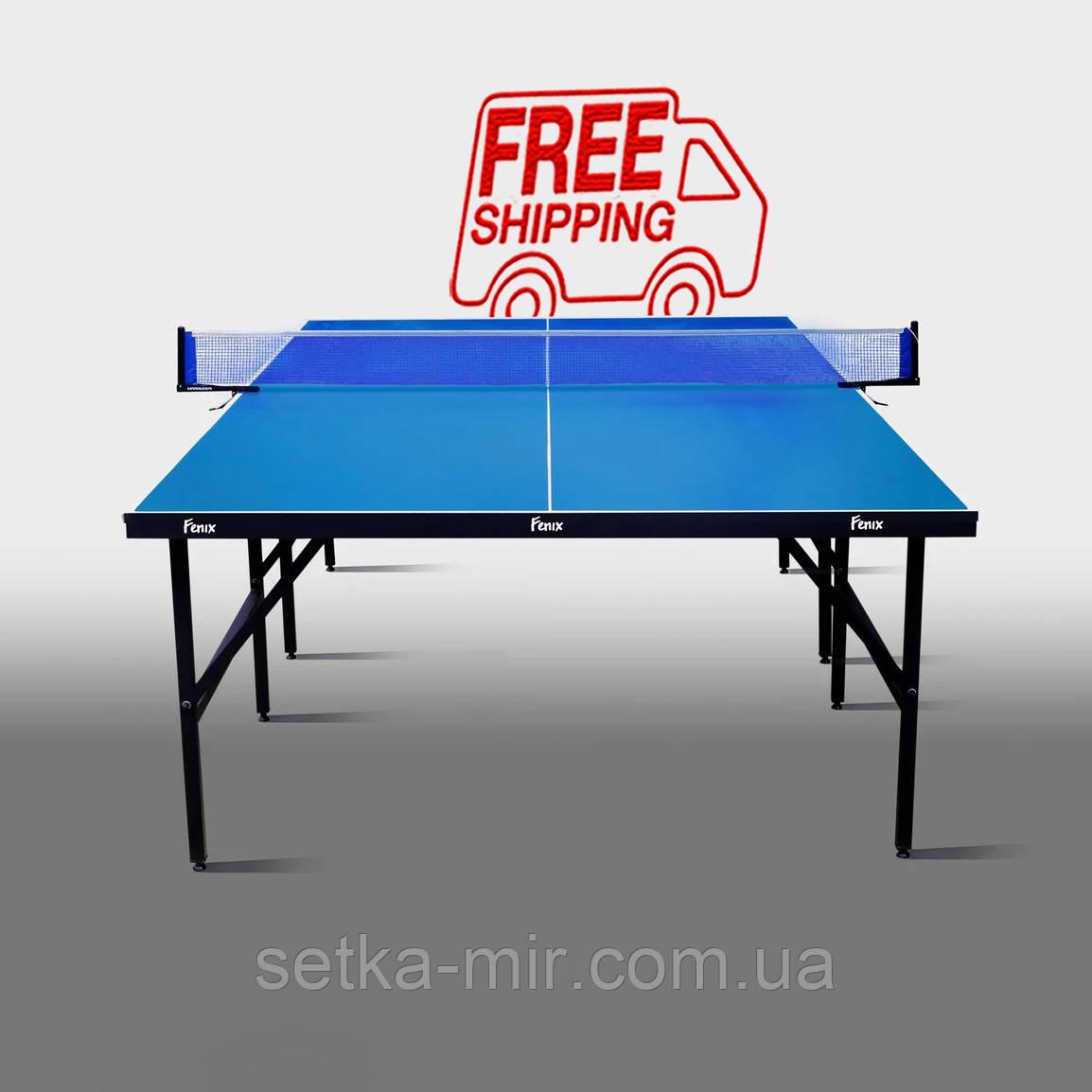 Тенісний стіл «Фенікс» Basic Sport M19