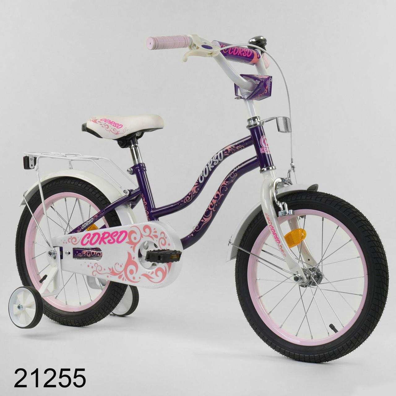 Велосипед Corso Т 16 дюймів 21255