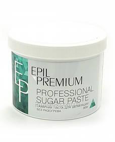 """Сахарная паста для депиляции средней плотности EPIL PREMIUM Hard №5  800 г """"Аюна"""""""