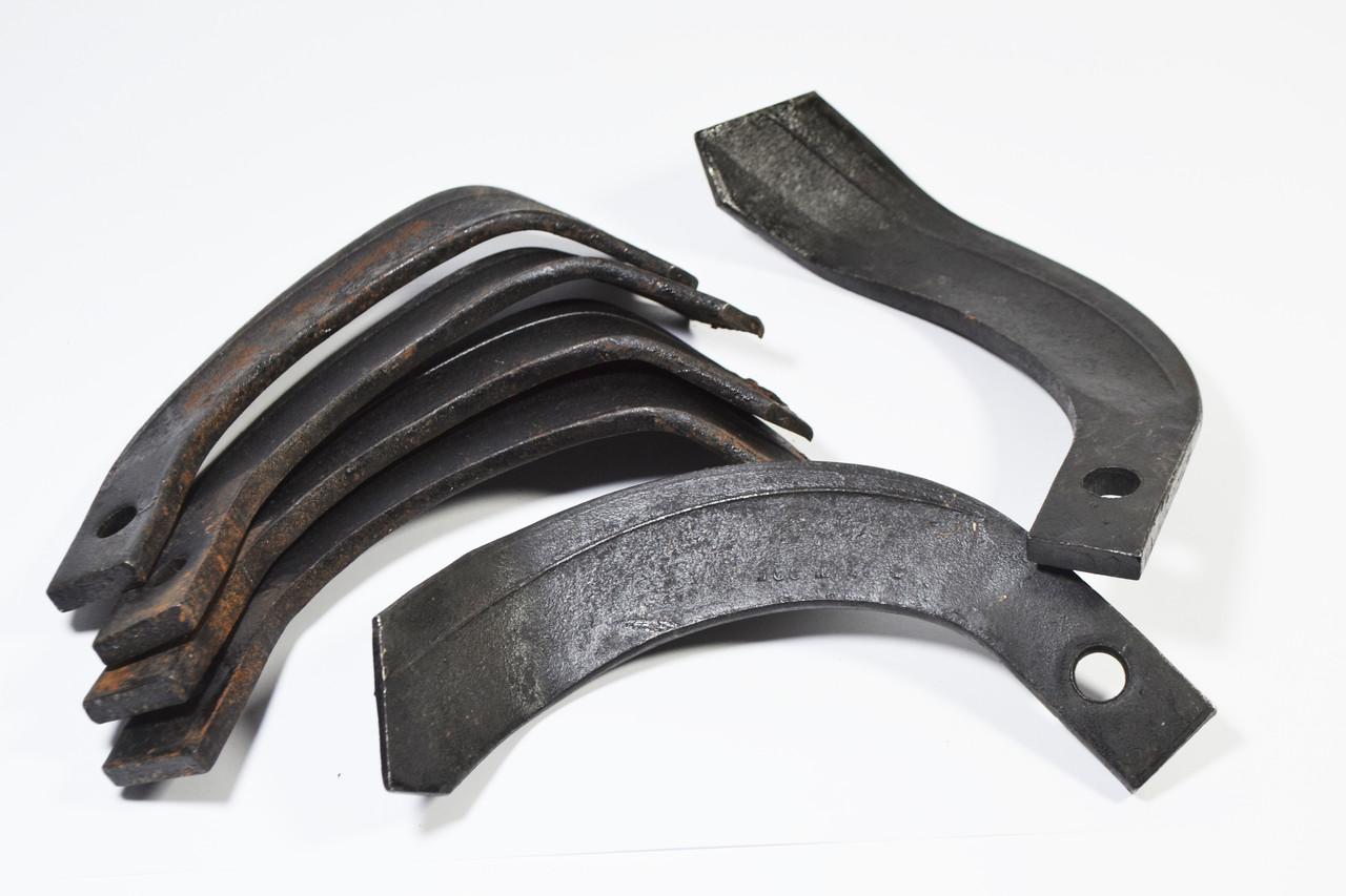 Ножи на фрезы для минитракторов (220мм)