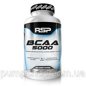 БЦАА RSP Nutrition BCAA 5000 240 капс. (уцінка)