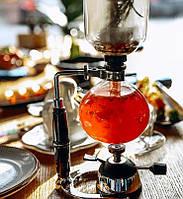Сифон Габет для приготування заварювання чаю та кави 600 мл чайник сифон чайоварка заварник чайник пальник