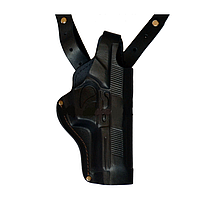 Кобура оперативна для Beretta 92, шкіряна формована