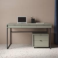 Робочий стіл з тумбочкою Мілан, фото 1