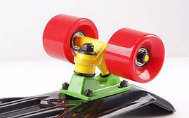 Скейтборд Penny Original FISH 56 см черный SK-401-5, фото 3