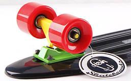 Скейтборд Penny Original FISH 56 см черный SK-401-5, фото 2