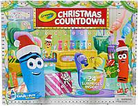 Crayola Адвент Календарь Крайола (Crayola Christmas Countdown Advent Calendar)