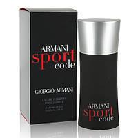 """Мужская туалетная вода""""Armani Code Sporte"""" обьем 50 мл"""