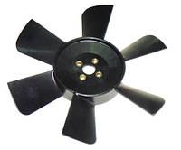 Вентилятор системы охлаждения (6 лопастей) ГАЗ 3302, 2217 (ЗМЗ 402,406) (пр-во ГАЗ, Россия)