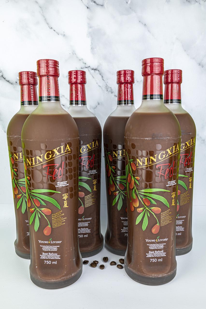Напиток NingXia Red Young Living 6 бут. по 750мл