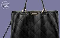 Женская сумка-шоппер Emporio Armani – аксессуар MUST HAVE для каждой любительницы шоппинга.
