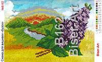 "Схема картини  ""Бузок"" №В162"
