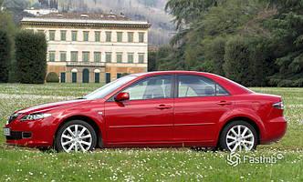 Комплект ковриков ЕВА для автомобиля Mazda 6 2005
