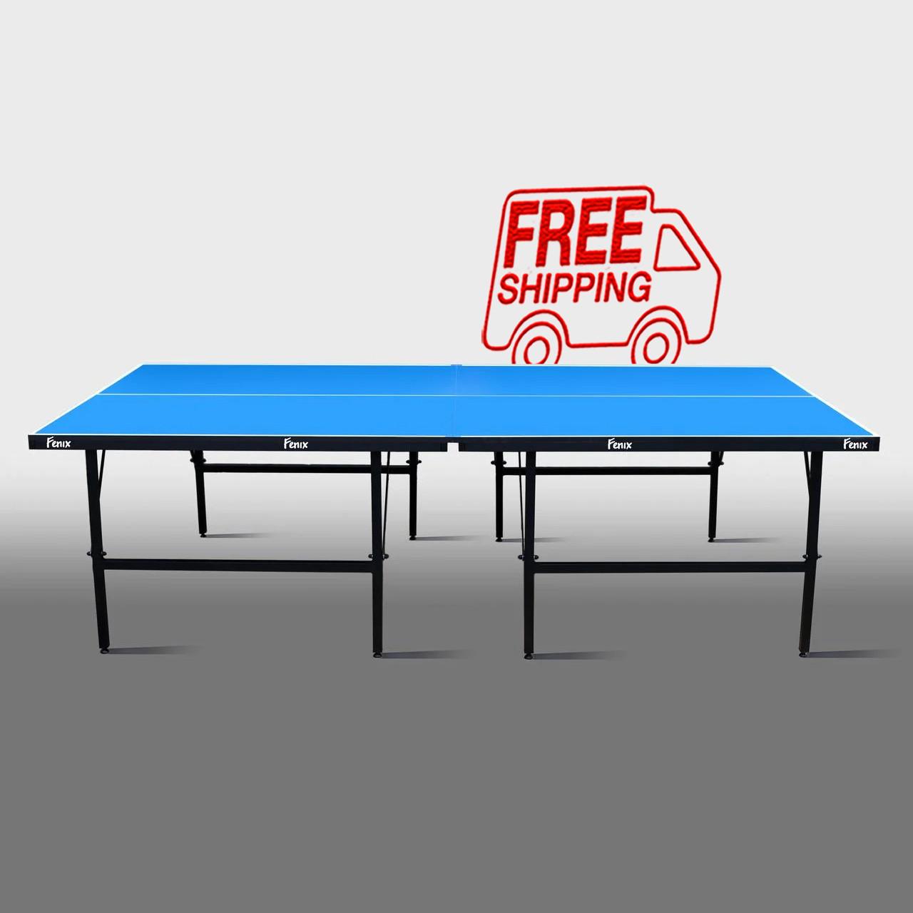 Теннисный стол для улицы «Феникс» Basic Sport Outdoor F18