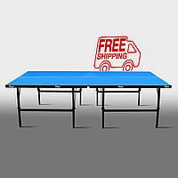 Теннисный стол для улицы «Феникс» Basic Sport Outdoor F18, фото 1