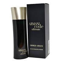 """Мужская туалетная вода-тестер""""Armani Code Ultimate"""" обьем 50 мл"""