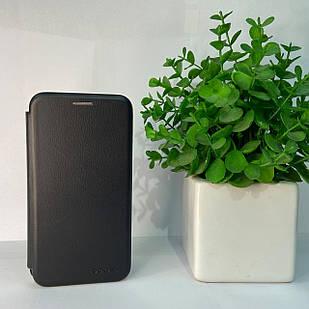 Чехол-книжка Samsung J320 Черный