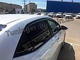 Ветровики, дефлекторы окон Toyota Corolla 2013- (Autoclover), фото 5