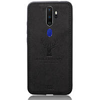 Чехол Deer Case для Oppo A9 2020 / A5 2020 Black