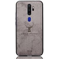 Чехол Deer Case для Oppo A9 2020 / A5 2020 Grey