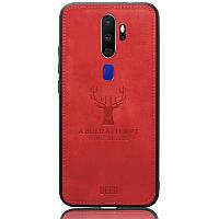 Чехол Deer Case для Oppo A9 2020 / A5 2020 Red