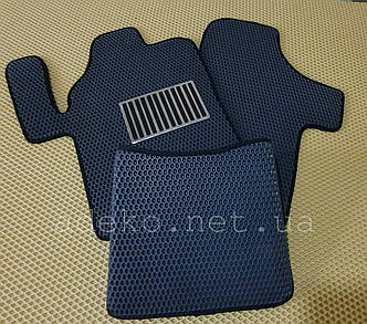 Комплект килимків ЕВА для Mercedes vito 639
