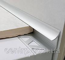 Внутренний уголок для кафеля АВП 10  L-2.7м.