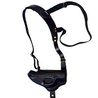Кобура оперативная для Crosman C11, кожаная формованная