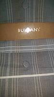 Постельное белье 200х220 экологическое ручной работы, хлопок BULDANS SUDE серый