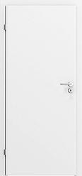 Межкомнатная белая дверь с регулируемой коробкой Porta Минимакс Польша для больниц, школ, торговых центров