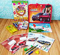 Подарунок випускнику дитячого садка для хлопчика Стандарт + 13 предметів