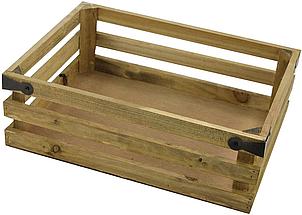 """Деревянный поднос """"Box"""", фото 2"""