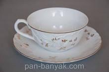 Набор чайный Cmielow Rococo 9705 12 предметов 220мл фарфор (9705)