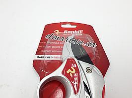 Секатор Rapidde Red Point R3050 с храповым механизмом,титановый корпус,лезвие SK5