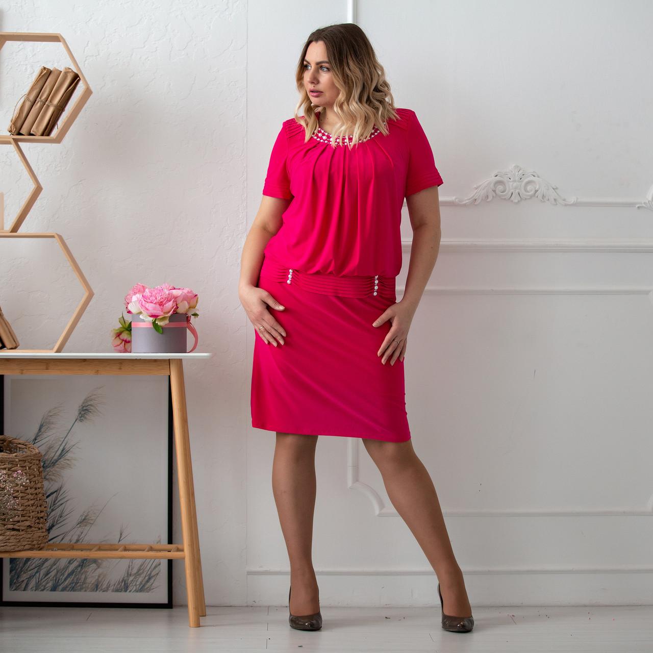 Нарядные платья больших размеров интернет магазин 50-60 сиреневый