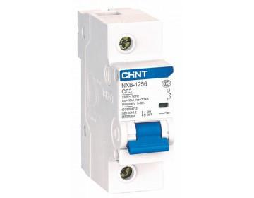 Автоматические выключатель NXB-125 1P C100 10 кA