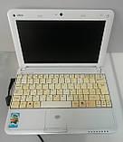 """Ноутбук MSI Wind U100 маленький 12"""" під фільми, фото 4"""