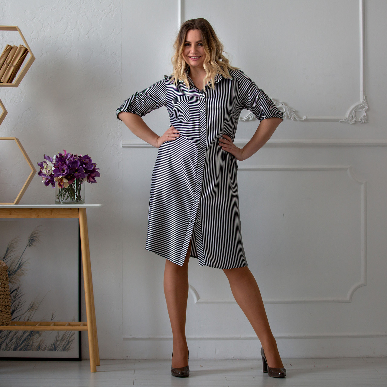 Жіночі плаття великого розміру 50-58