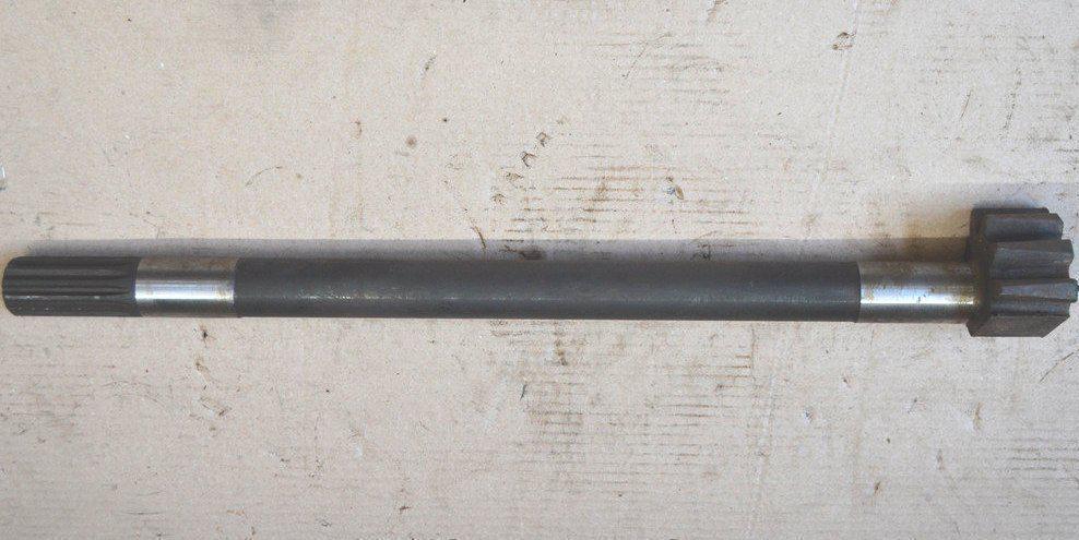 Вал сошки гура Т40 кованый
